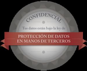 Confidencial. Tus datos están protegidos.